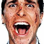 """Christian Bale az """"Amerikai Pszicho""""-ban a 26 éves Patrick Bateman-t alakította, pedig akkor valójában csak 25 éves volt."""