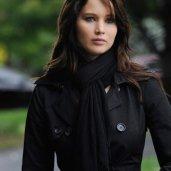 """Jennifer Lawrence 21 éves volt, mikor a """"Napos oldal"""" c. filmben Tiffanyt alakította, akinek karaktere a könyv szerint 39 éves. Jennifer ezért az alakításért nyerte az Oscart."""