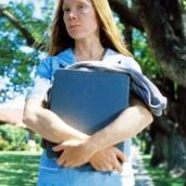 """Sissy Spacek 10 évvel idősebb volt a Stephen King-féle első """"Carrie"""" moziban. Carrie White 16 éves volt."""